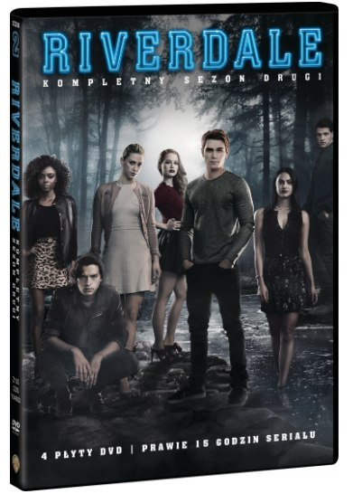 DVD Riverdale Sezon 02