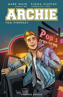 PAKIET - Star Trek T1 - Archie T1 - Riverdale T1